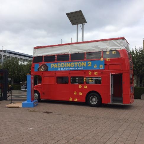 Der Paddingtonbus.