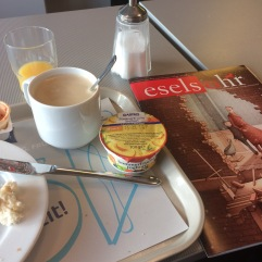 Hotelfrühstück