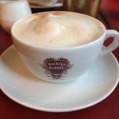 ...toller Kaffee...